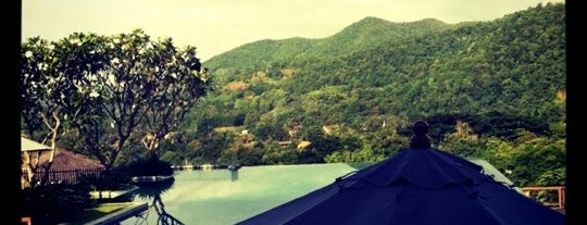 Veranda Chiang Mai - The High Resort is one of Ammy Loves It.