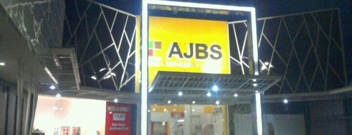 AJBS Home Improvement Center is one of Top 10 favorites places in Surabaya, Indonesia.