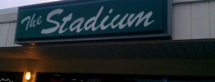 The Stadium is one of Restaurants.