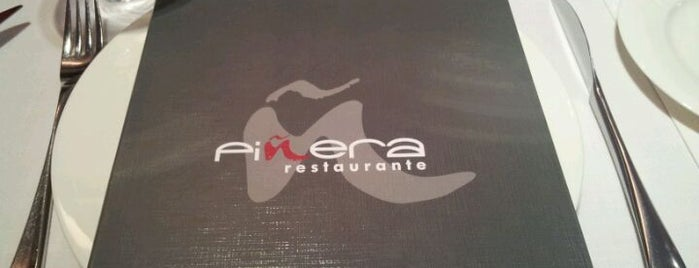 Piñera is one of Restaurantes.
