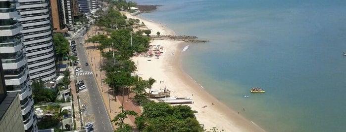 Avenida Beira Mar is one of Guia de Fortaleza!.