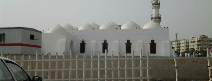 Al Juffali Mosque | مسجد الجفالي is one of Must Visit Places In Jeddah (Saudi Arabia).