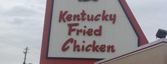 KFC is one of Buildings Shaped Like the Food They Serve.