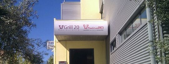 Grill 20 is one of Top 10 dinner spots in Almada, Portugal.