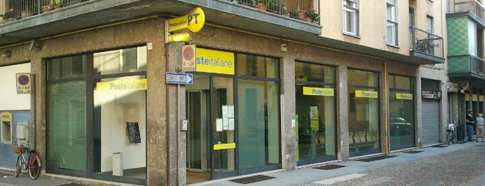 Poste Italiane is one of Free Wi-Fi.