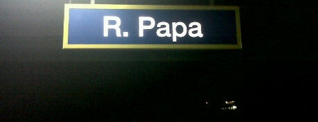 R. Papa Street is one of House of Mayor!!.