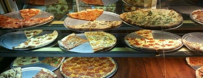 """Pizzeria Luigi is one of """"Diners, Drive-Ins & Dives"""" (Part 1, AL - KS)."""