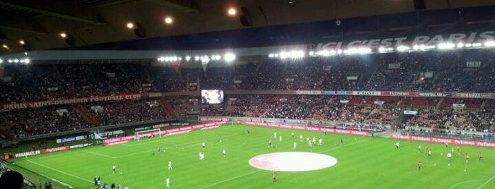 Parc des Princes is one of Best Stadiums.
