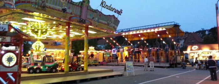 Herbstfest Rockenhausen is one of All-time favorites in Germany.
