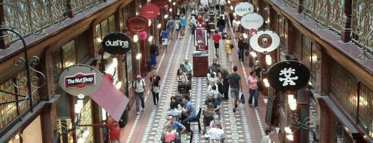 The Strand Arcade is one of Essential Sydney.