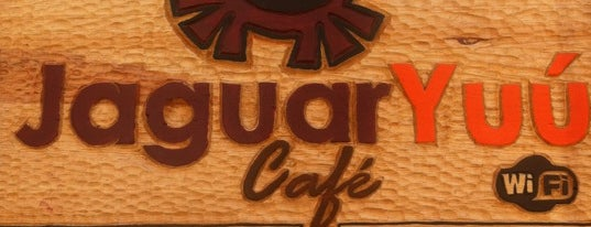Café Jaguar Yuú is one of Cafés.