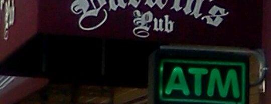 Darwin's Pub is one of SXSW 2012.