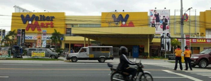 Walter Mart is one of Malls.
