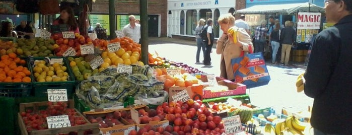 Newgate Market is one of Guide to York's best spots.