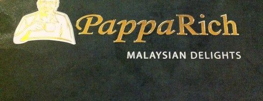 PappaRich is one of Cafe & Kopitiam.