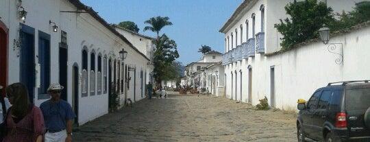 Paraty is one of Ruas e Cidades.