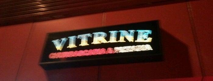 Vitrine Bar e Pizzaria is one of restaurantes São Paulo.