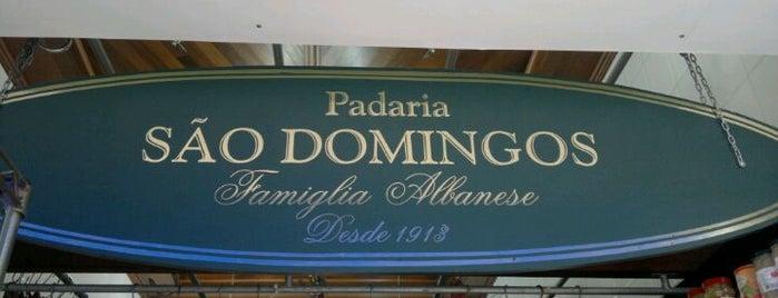 Padaria Italiana São Domingos is one of Restaurantes.