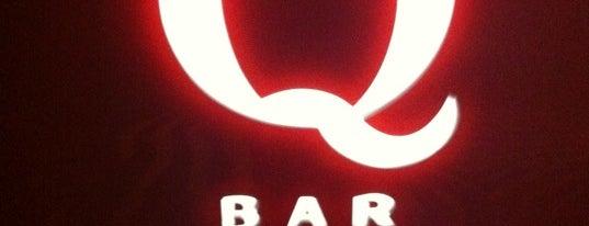 Q Bar is one of All Bars & Clubs: TalkBangkok.com.