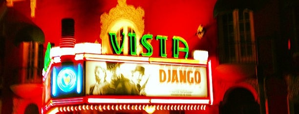 Vista Theater is one of Top picks for Movie Theaters.