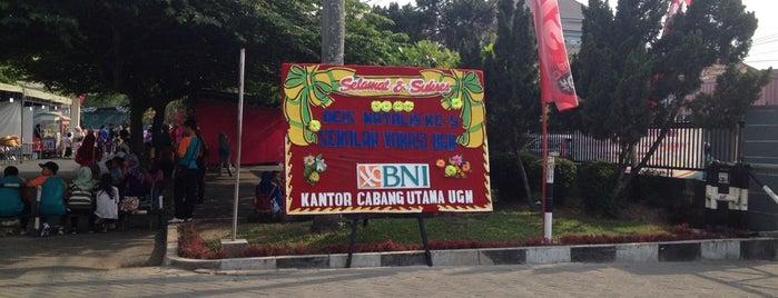 Sekolah Vokasi UGM is one of UGM.