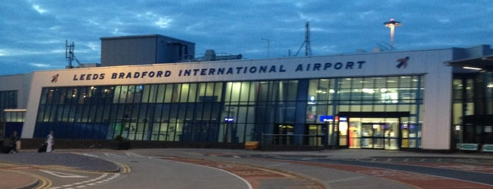Leeds Bradford International Airport (LBA) is one of Things I want to do in Dublin.