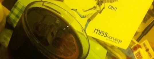 Miss Noruega Gastro Bar is one of Cheque gourmet Malaga.
