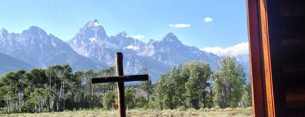 Chapel Of The Transfiguration Episcopal is one of Jackson Hole.