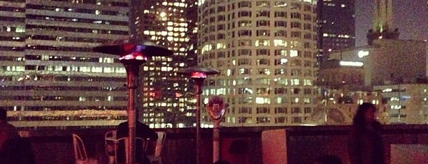 Rooftop Bar at The Standard is one of traveling.