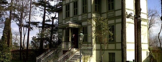 Yıldız Sarayı Cihannüma Köşkü is one of İstanbul'daki Müzeler (Museums of Istanbul).