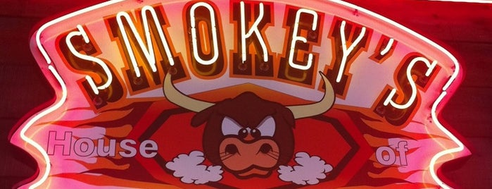 Smokey's House of BBQ is one of Escaped ....