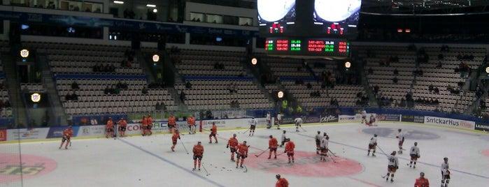 Vida Arena is one of JYM Hockey Arenas TOP100.