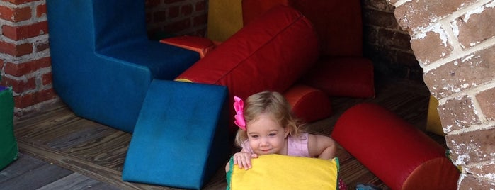 Savannah Children's Museum is one of Family/Kid Friendly Activities in Savannah.