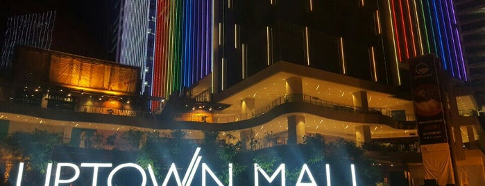 Uptown Mall is one of Malls.