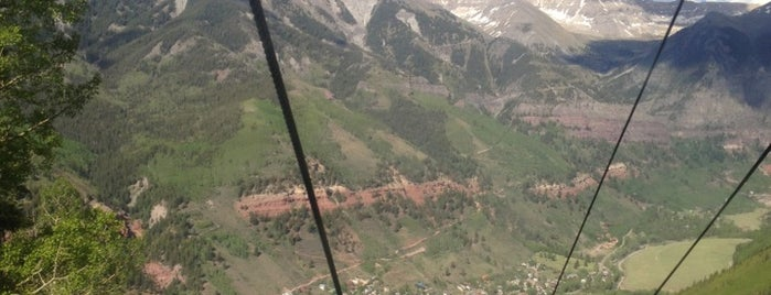 Telluride Gondola is one of USA 2012.