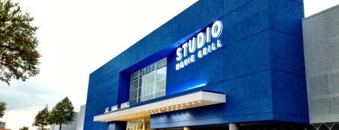 Studio Movie Grill is one of just here.