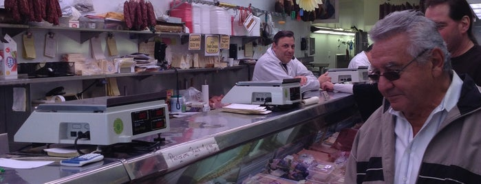 Biancardi Meats is one of T's Foodie Lists: Bronx - Little Italy.