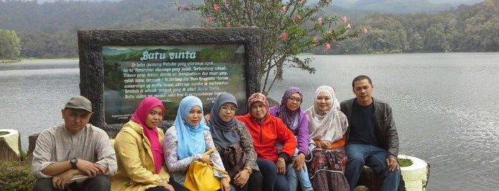 Batu Cinta is one of Lovely place to visit.