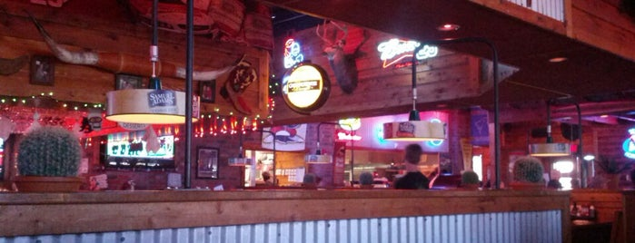 Texas Roadhouse is one of Dining in the Shoals.