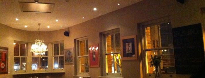 London Street Brasserie is one of 20 favorite restaurants.