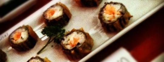 Manekineko is one of 20 favorite restaurants.