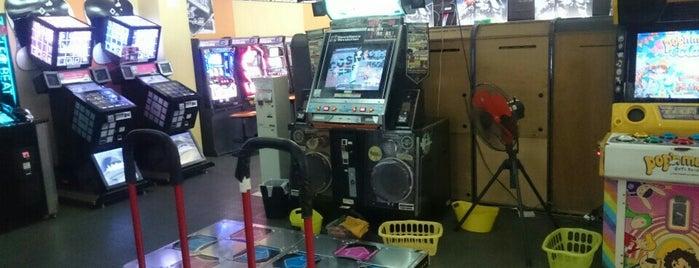 星狩物語 岸和田店 is one of 関西のゲームセンター.