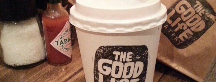 Good Life Eatery is one of London.