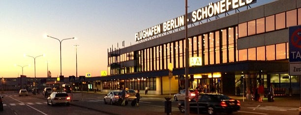 Berlin Schönefeld Airport (SXF) is one of Airports.