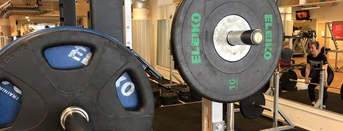 SATS Telefonplan is one of SATS (gym) Stockholm.