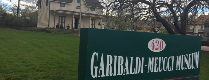 Garibaldi-Meucci Museum is one of Things to do near Staten Island.