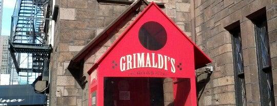 Grimaldi's is one of Restaurants.