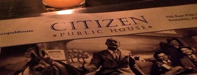 "Citizen Public House is one of Featured on PBS' ""Check, Please! Arizona""."