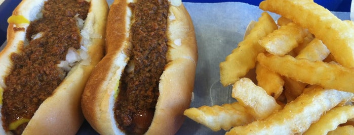 Roanoke Wiener Stand is one of Roanoke Restaurants I recommend.