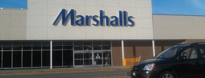 Marshalls is one of Best Places to buy Bacon in Pittsburgh.